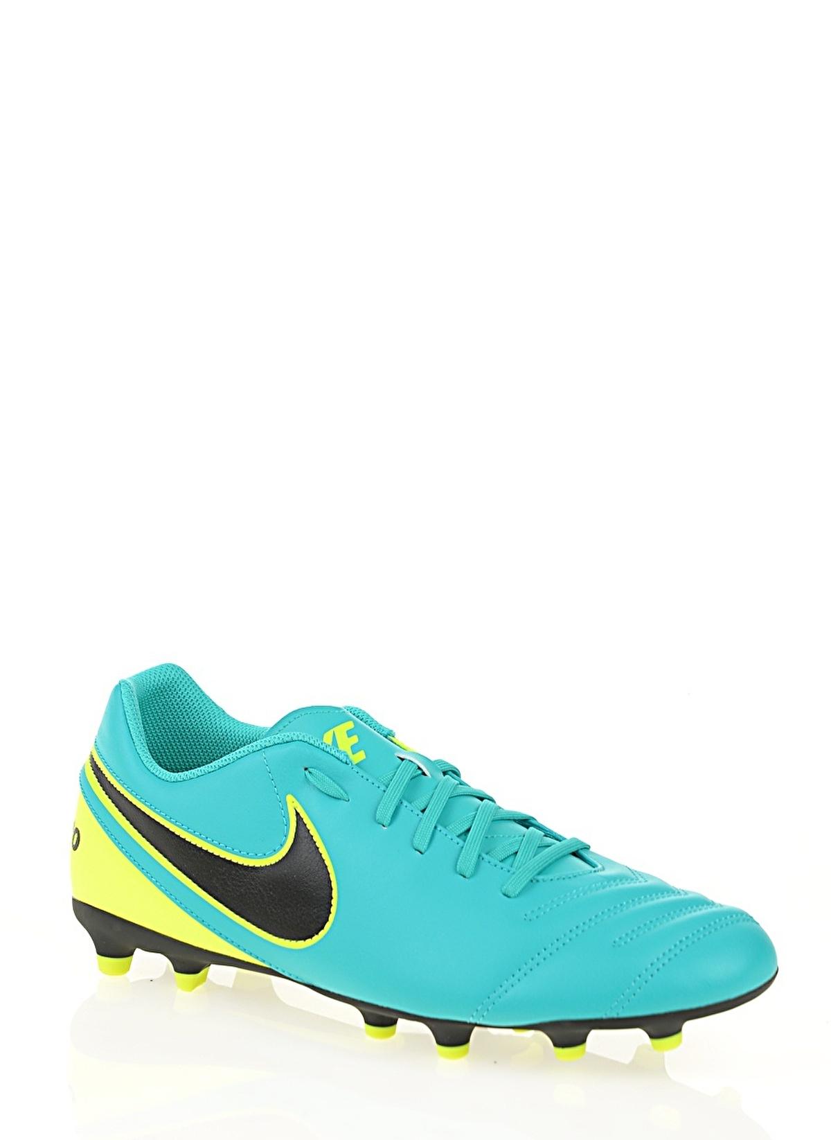6659d0095194e Nike Erkek Tiempo Rio IIi Fg Clear Jade/Black-Volt | Morhipo | 17505408